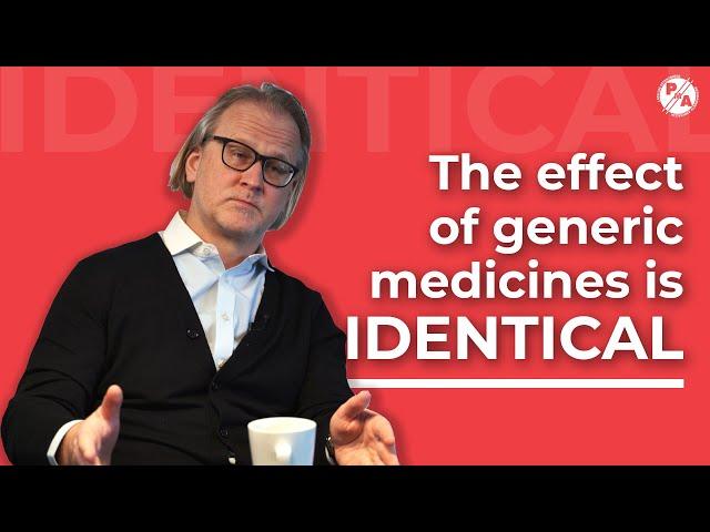 (ENG) Dr. Uģis Gruntmanis par patentbrīvajiem medikamentiem