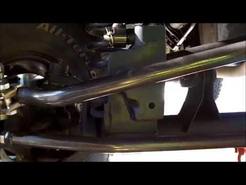 Martinbuilt Track Bar Bracket Modification