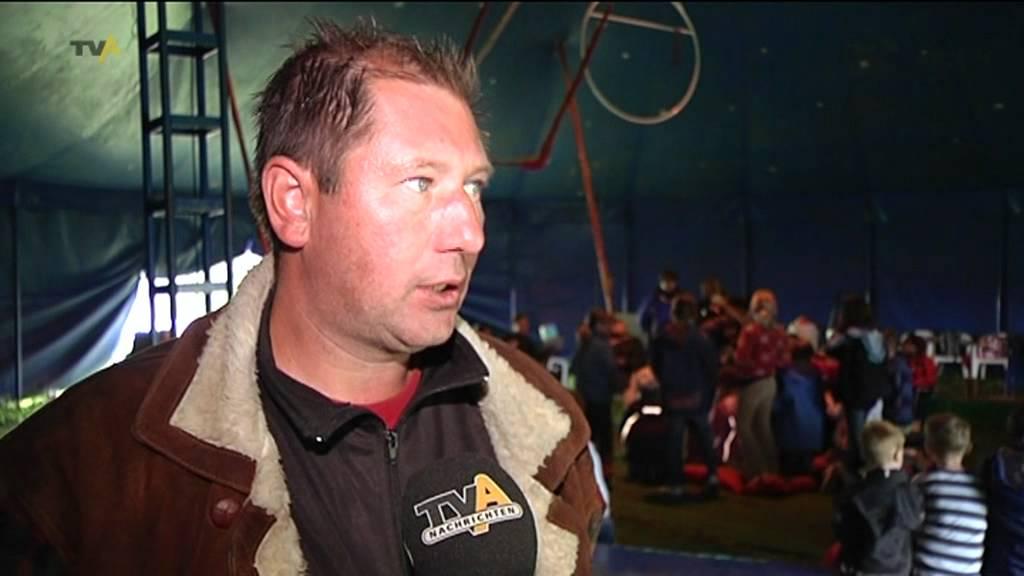 Manege frei: Wie die Kinder in Stötten sich auf ihren großen Auftritt im Zirkus vorbereiten
