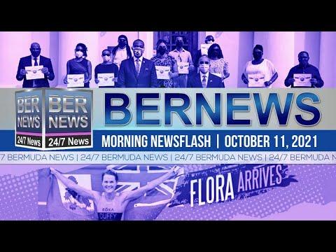 Bermuda Newsflash For Monday, October 11, 2021