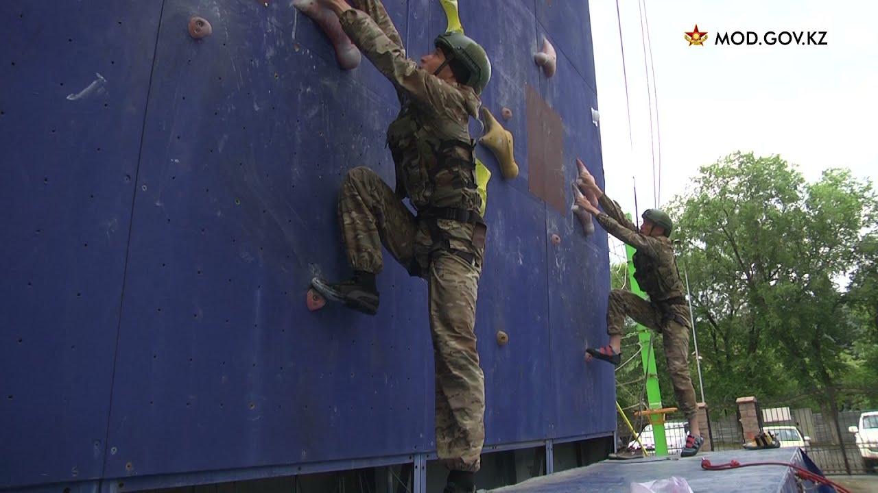 Қазақстанның әскери қызметшілері «Эльбрус шеңбері» халықаралық конкурсына қатысуға дайындалуда