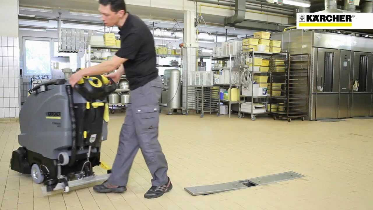 karcher autolaveuse b 40 c w bp pack dose youtube