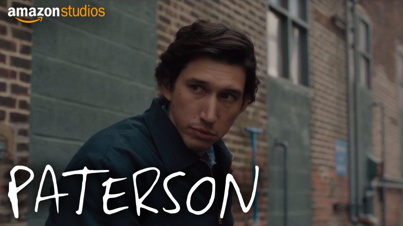Paterson - Secret Notebook (Movie Clip) | Amazon Studios