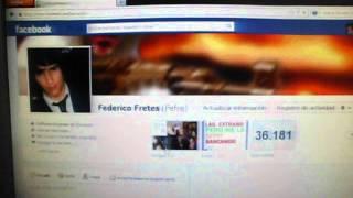 Perfil de Facebook con portada en movimiento Lee descri...