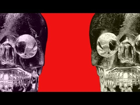 13 Mysterious Crystal Skulls in The World