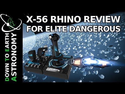 X-56 Rhino review for Elite: Dangerous