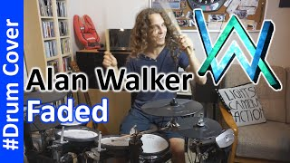 Faded - Drum Cover - Alan Walker feat.  Iselin Solheim