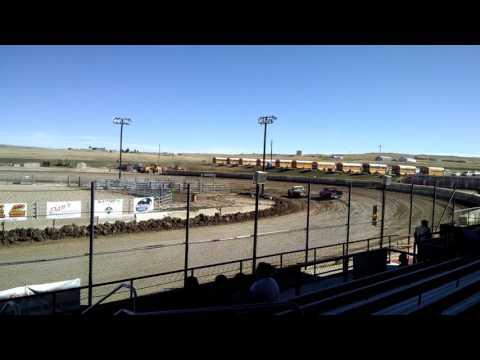 Hobby Trucks 10/11/15 El Paso County Speedway