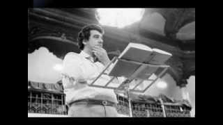 Placido Domingo. Ah si ben mio & Di quella pira. Il Trovatore. Studio 1970