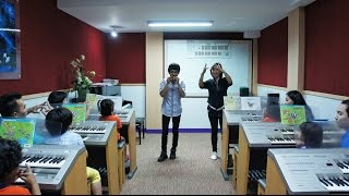 Junior Music Course - JMC at Yamaha Music School