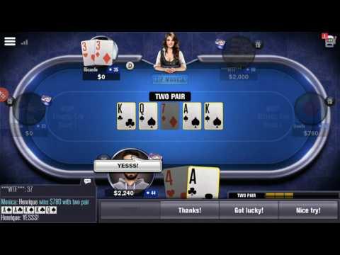 $ Como ganhei dinheiro no poker $ (World Series Of Poker FICTÍCIO)