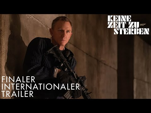 Keine Zeit Zu Sterben – Finaler internationaler Trailer deutsch/german HD