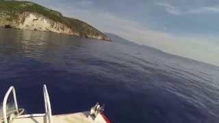 #ParavionLIVE. Excursie Navagio Beach, Zakynthos, Grecia