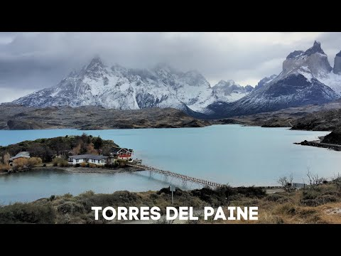 Trip to Torres del Paine, Chile