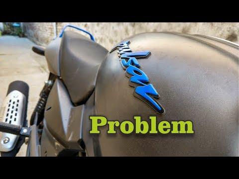Pulsar Problem 🏍️🙄