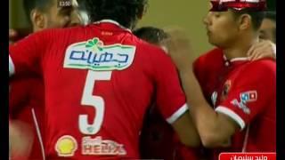 هدف الأهلي الأول في الاتحاد السكندري مقابل 0 وليد سليمان 30 أكتوبر 2016