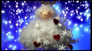 Рождественский ангелочек своими руками