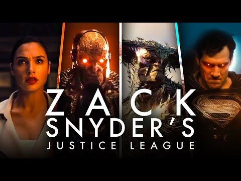 Zack Snyders Justice League Official Trailer (2021) (Junkie Xl Theme)