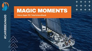 Magic Moments | Telefonica Black Volvo Open 70 | RORC Caribbean 600