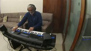 Main Shayar Toh Nahi Instrumental on Yamaha Genos