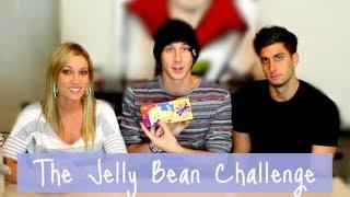 THE JELLY BEAN CHALLENGE!! (ft PrankvsPrank)
