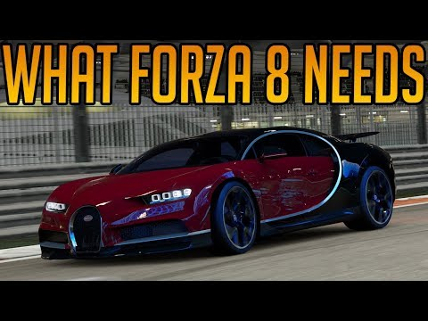 What Does Forza 8 Need To Get Right?