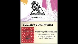Symphony Storytime: The Story of Ferdinand