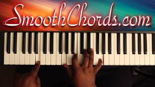 Blessing After Blessing (C,Db,D) - Kurt Carr - Video Piano Tutorial