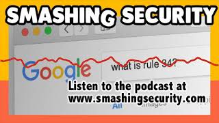 Smashing Security 101: Rule 34, Twitter scams, and Facebook fails