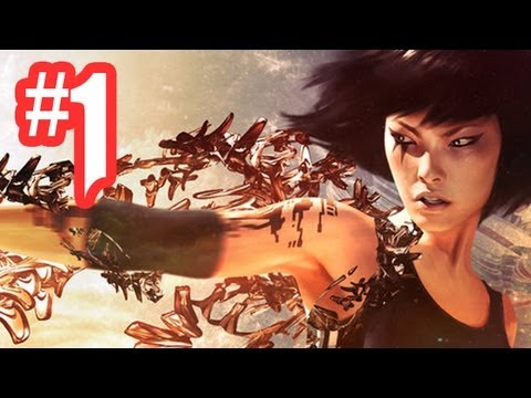 Mirror's Edge Gameplay Walkthrough - Part 1 - A MAJESTIC CLASSIC!! (Xbox 360/PS3/PC Gameplay HD)