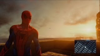 The Amazing Spider-Man 2 - The Amazing Spider-Man 2012 Costume Free Roam Gameplay [HD]