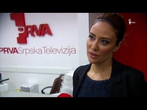 Ana Nikolic - Poplave - Exkluziv - (TV Prva 2014)