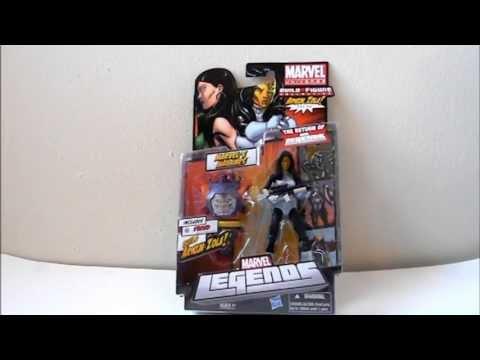 Marvel Legends Masque review (Hasbro) arnim zola wave