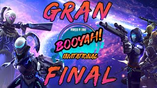 ⭐Booyah Invitational 2019 - GRAN FINAL desde Argentina Game Show⭐