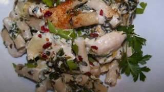 Spinach Artichoke Dip Meets Chicken Casserole Recipe