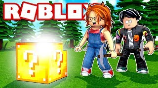 OPENING 999.999.999 LUCKY BLOCKS in ROBLOX 😂