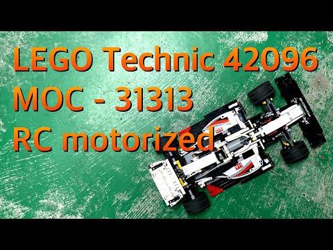 [구독자 요청] LEGO Technic 42096 MOC 31313 RC motorized