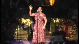 """Rolling River God"" performed by Bridgette Bryant at Agape"