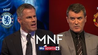 Carragher and Keane give their views on Man City's Champions League ban by UEFA   MNF
