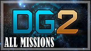 Defense Grid 2 - All Missions [Normal Gold]