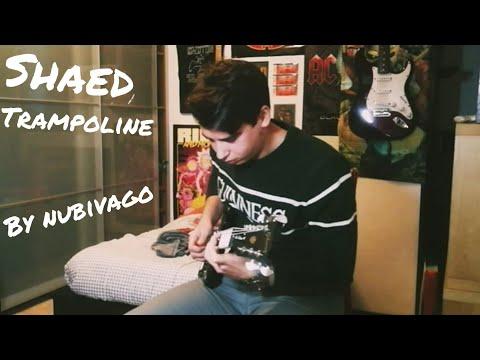 SHAED - Trampoline (guitar cover)