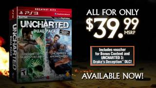 [HD] Uncharted Dual Pack Trailer