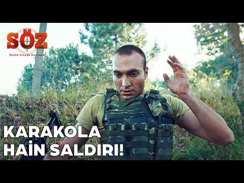 Karakol, Saldırı Altında!