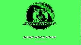 HARD ROCK ROAD live Steppenwolf 1975