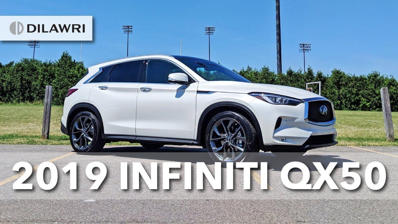 2019 infiniti qx50 review youtube rh youtube com