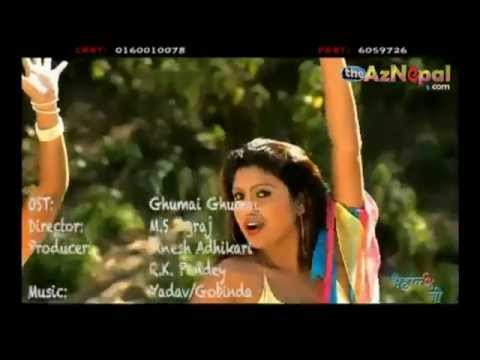 Bhaihal6 Ni   Maya Laudina Bhanthey HD New Nepali Movie Song 2012   YouTube