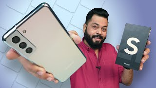 Samsung Galaxy S21 Plus Unboxing And First Impressions ⚡ Exynos 2100, 30X Zoom, 120Hz & More
