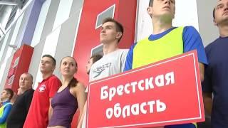 2016-11-01 г. Брест. Республиканские соревнования по плаванию. Телекомпания Буг-ТВ.