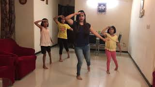AA TO SAHI BOLLYWOOD DANCE BEGINNERS | TUTORIAL 1 |JUDWA 2|  BHARTI SINGH | EASY DANCE STEP