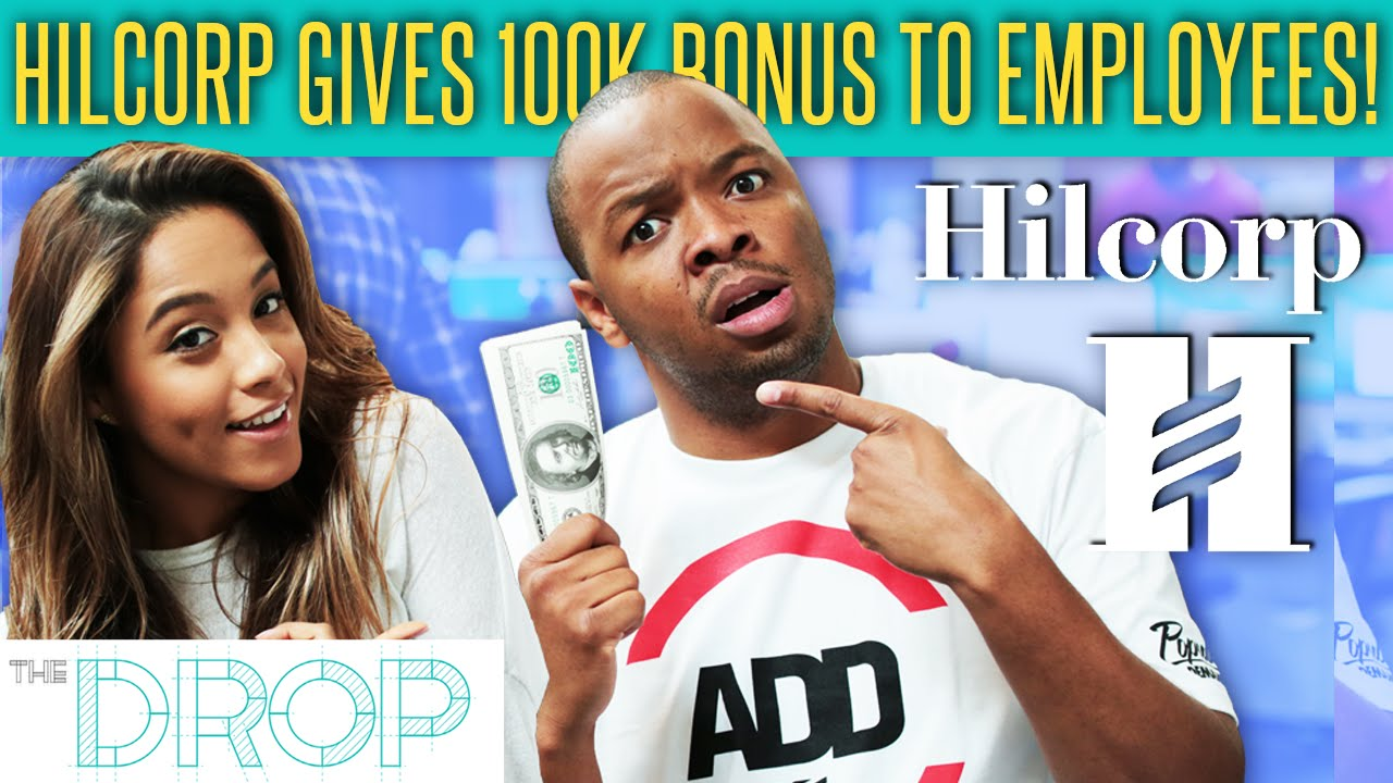 Hilcorp Gives Employees Life Changing Bonus - The Drop Presented ...